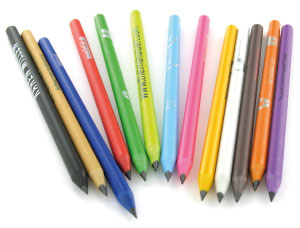 promotional CD pencils